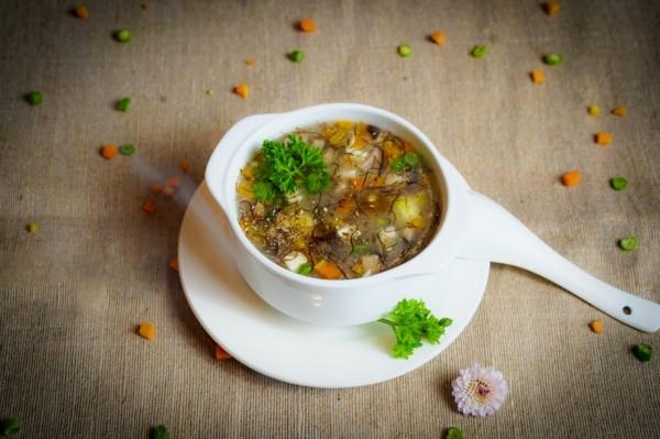 Quán ăn, ẩm thực: Ẩm Thực Chay Ngon Quận Gò Vấp Soup%20t%C3%B3c%20ti%C3%AAn%2045_000%C4%91_%20(Custom)